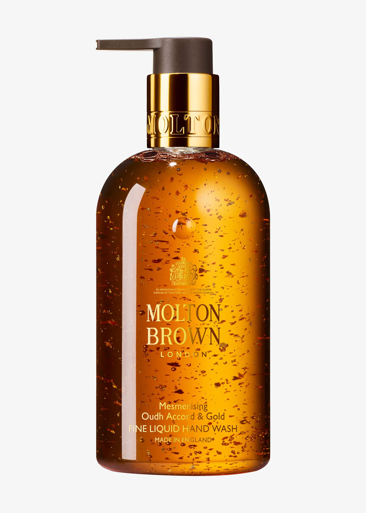 Seife «Mesmerising Oudh Accord & Gold Fine Liquid Hand Wash»
